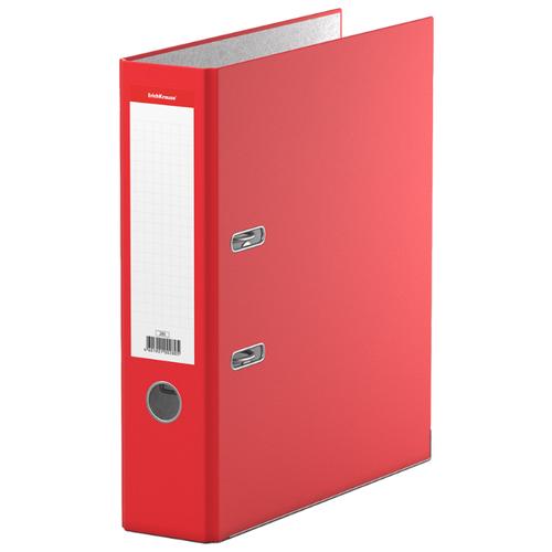 ErichKrause Папка–регистратор с арочным механизмом Standard А4, 70 мм красный папка на 2 х кольцах galaxy а4 салатовая