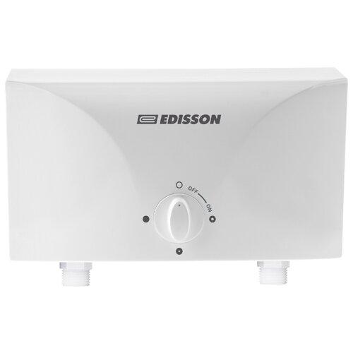 Проточный электрический водонагреватель Edisson Viva 6500
