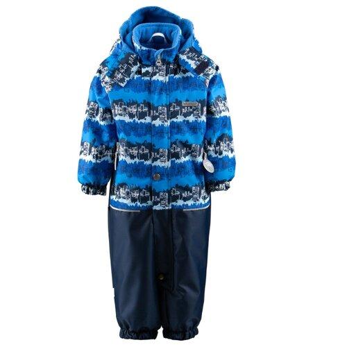 Купить Комбинезон KERRY WAVE K19012 размер 80, 2290 голубой/синий, Теплые комбинезоны