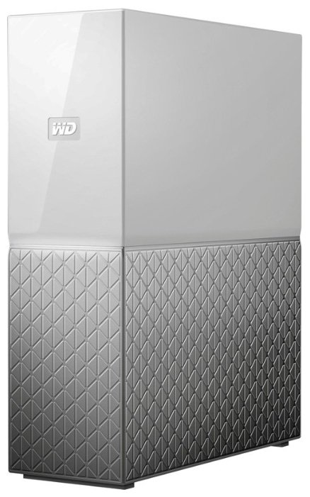 Сетевое хранилище Western Digital My Cloud Home 4 TB (WDBVXC0040HWT-EESN)