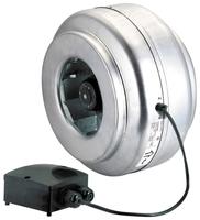 Канальный вентилятор Soler & Palau Vent-315L серебристый