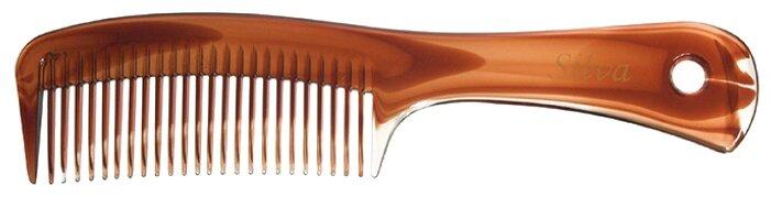 Silva Расческа с ручкой SB 269 коричневый