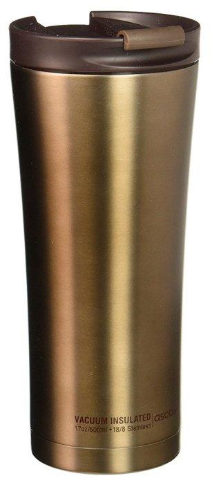 Термокружка asobu Manhattan coffee tumbler (0,5 л) smoke