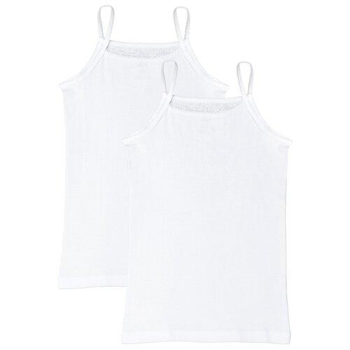 Майка BUONUMARE размер 106-116, белыйБелье и купальники<br>