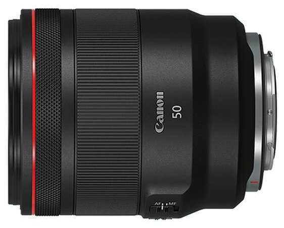 Canon Объектив Canon RF 50mm f/1.2L USM
