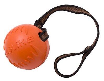 Мячик для собак Doglike с лентой средний (DM-7345)