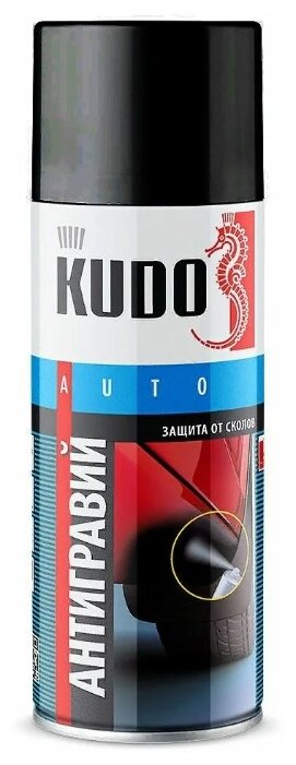Жидкий антигравий KUDO KU-5221-5223