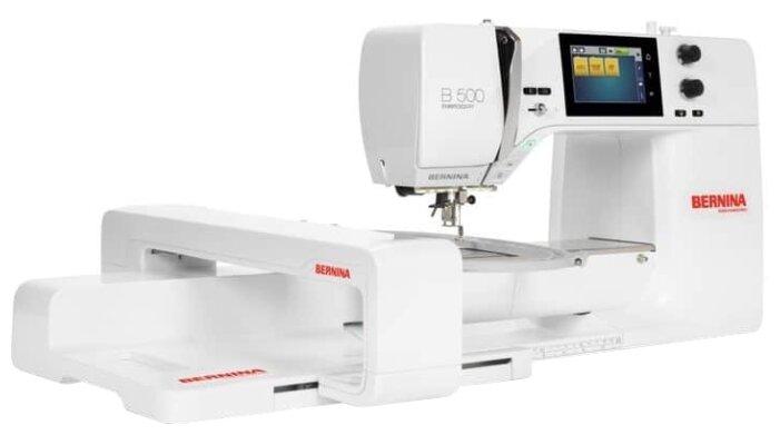 Вышивальная машина Bernina B 500 + вышивальный модуль