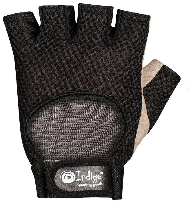Перчатки Indigo IR 97832 (сетка)