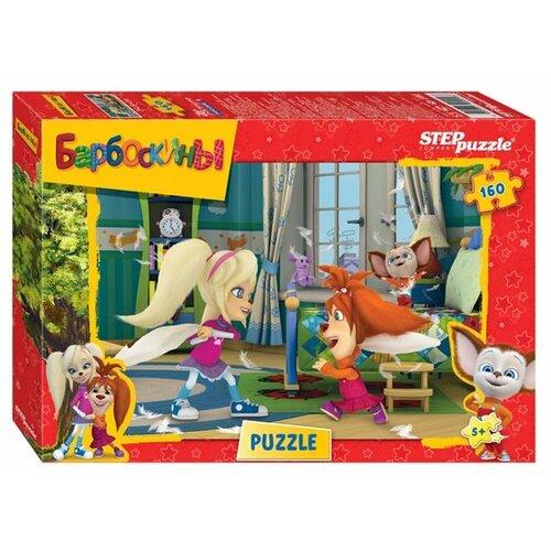 Купить Пазл Step puzzle Мельница Барбоскины (94020), 160 дет., Пазлы
