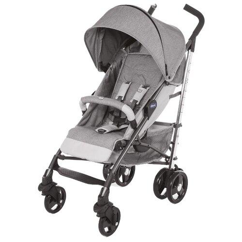 Прогулочная коляска Chicco Lite Way3 Top titanium chicco коляска chicco lite way3 top spectrum