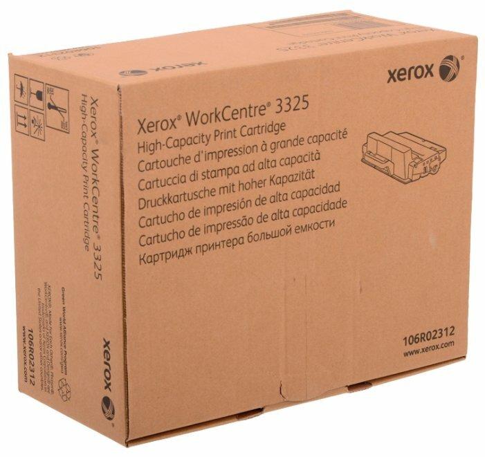 Картридж Xerox 106R02312 — купить по выгодной цене на Яндекс.Маркете