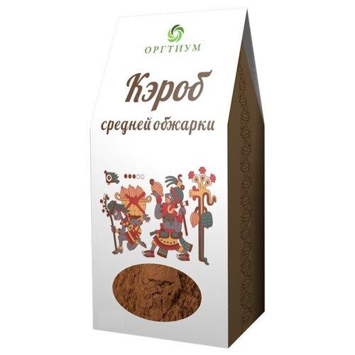 Оргтиум Кэроб обжаренный в порошке, 200 г