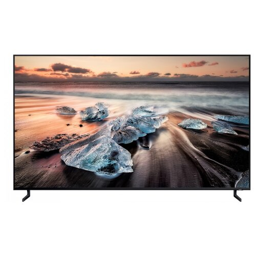 Фото - Телевизор QLED Samsung QE85Q900RAU 85 (2018) черный qled телевизор samsung qe55q90tau