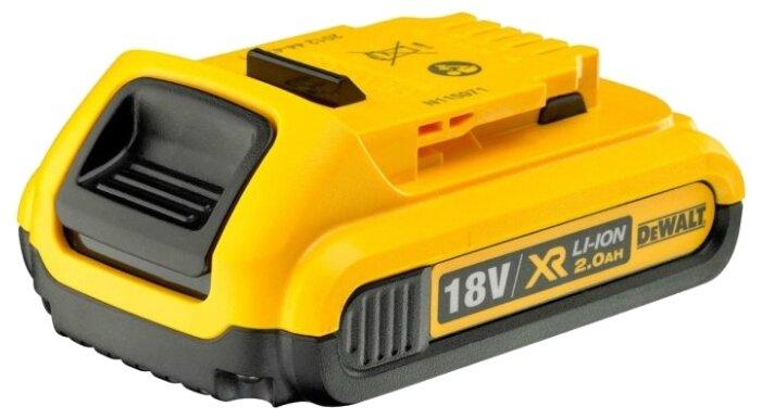 Аккумуляторный блок DeWALT DCB183-XJ 18 В 2 А·ч