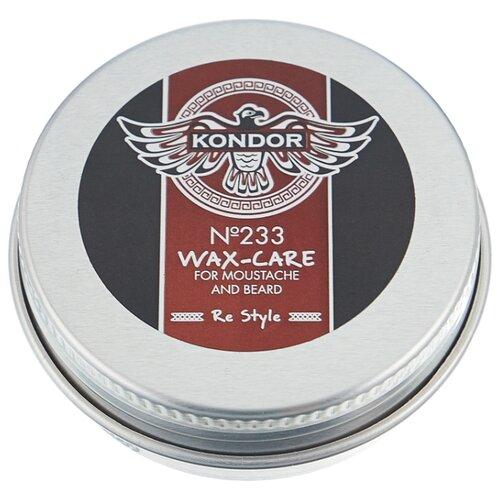Купить Kondor Воск для усов и бороды Re Style №233, 30 мл
