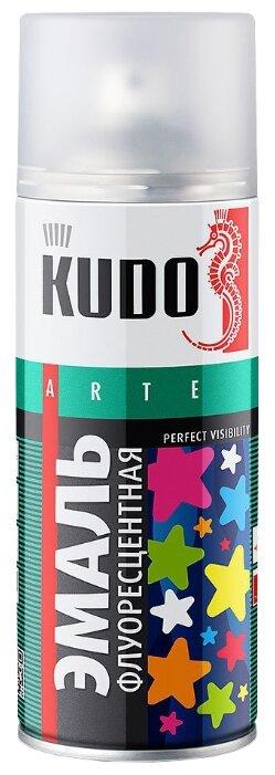 Эмаль KUDO флуоресцентная