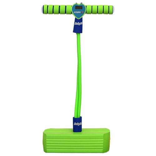 Тренажер для прыжков Moby Kids Moby-Jumper со счетчиком, светом и звуком зеленый