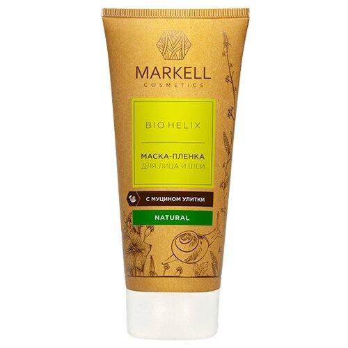 Купить Markell Bio Helix маска-пленка с муцином улитки, 100 мл
