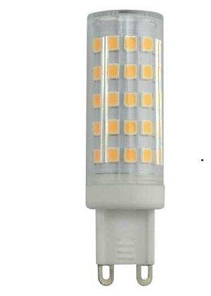 Лампа светодиодная Ecola G9RV10ELC, G9, corn, 10Вт — купить по выгодной цене на Яндекс.Маркете