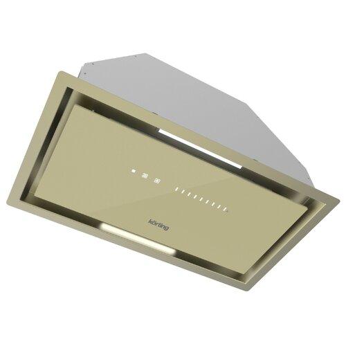 Встраиваемая вытяжка Korting KHI 6997 GB вытяжка korting khi 6997 gb бежевое стекло
