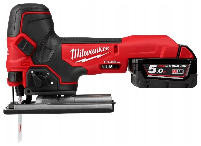 Электролобзик Milwaukee M18 FBJS-502X