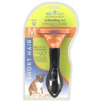 FURminator фурминатор для короткошерстных собак средних пород (7 см)