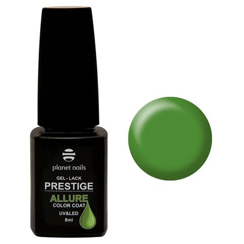 Гель-лак planet nails Prestige Allure, 8 мл, оттенок 629 гель лак planet nails prestige allure 8 мл оттенок 618