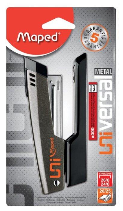 Maped степлер Universal Metal Half Strip (039200)