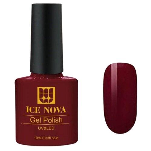 Купить Гель-лак для ногтей ICE NOVA Gel Polish, 10 мл, 046
