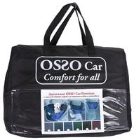 Автогамак для собак OSSO Fashion Car Premium с защитой обивки дверей 135х170 см