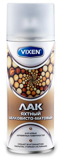 Лак Vixen яхтный шелковисто-матовый
