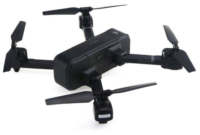 Квадрокоптер SJRC Z5 1080p GPS черный фото 1