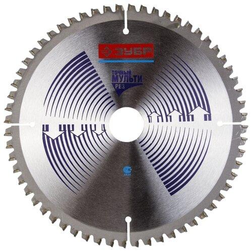 Пильный диск ЗУБР 36907-180-30-60 180х30 мм диск пильный зубр 190х30 мм 24т 36850 190 30 24