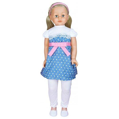Кукла Lotus Onda В голубом платье, 86 см, 35001/4 мозаика стекломасса 32 7х32 7х0 4 onda синий микс