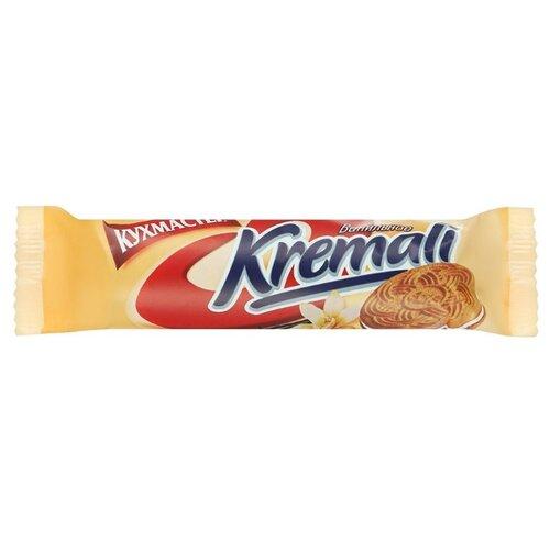цена на Печенье Кухмастер Kremareo ванильное, 100 г