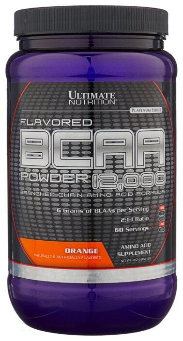 Купить BCAA Ultimate Nutrition BCAA 12000 Flavored (457 г) по низкой цене с доставкой из Яндекс.Маркета (бывший Беру)