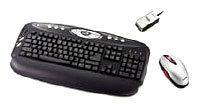 Клавиатура и мышь Genius TwinTouch 16e Black USB