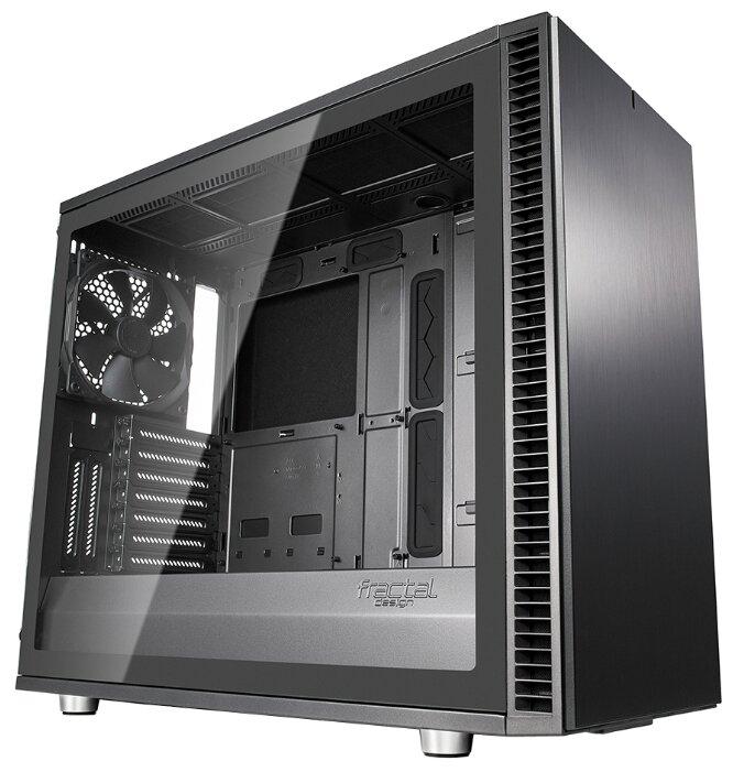 Fractal Design Компьютерный корпус Fractal Design Define S2 TG Titanium