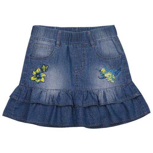 Юбка Sweet Berry размер 92, синийПлатья и юбки<br>