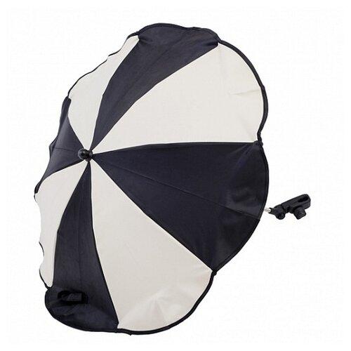 Altabebe Зонт для коляски AL7001 black/beige