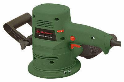 Эксцентриковая шлифмашина Hammer OSM 400