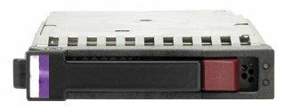 Жесткий диск HP 900 GB EG0900FBLSK, черный 2 фото 1