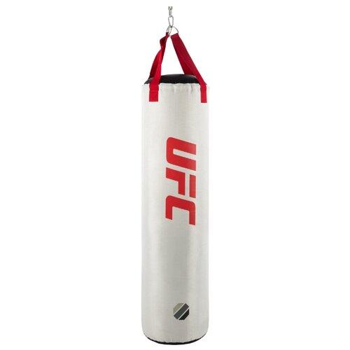 Мешок боксёрский UFC боксерский 45 кг белый мешок боксёрский ufc боксерский 45 кг без наполнителя черный