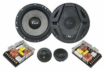 Автомобильная акустика Kicx GFQ 6.2