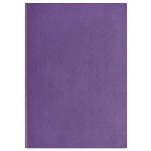 Ежедневник Index Spectrum недатированный, искусственная кожа, А5, 128 листов, фиолетовый