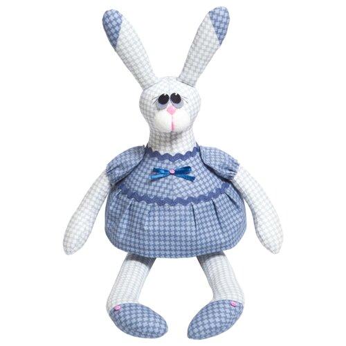 Купить Малиновый слон Набор для изготовления мягкой игрушки Зайка Ася (ТК-023), Изготовление кукол и игрушек