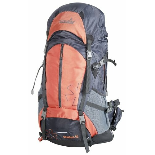 Фото - Рюкзак NORFIN Newerest 55 grey/orange рюкзак bask mustag 25 orange grey orange