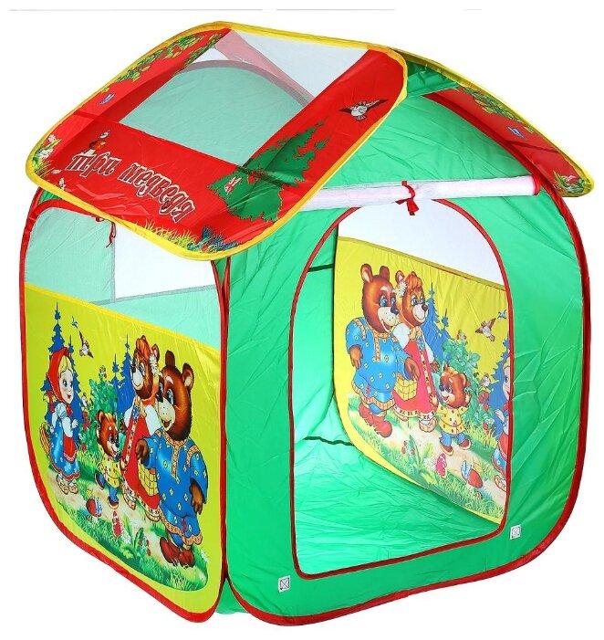 Детская игровая палатка Играем вместе