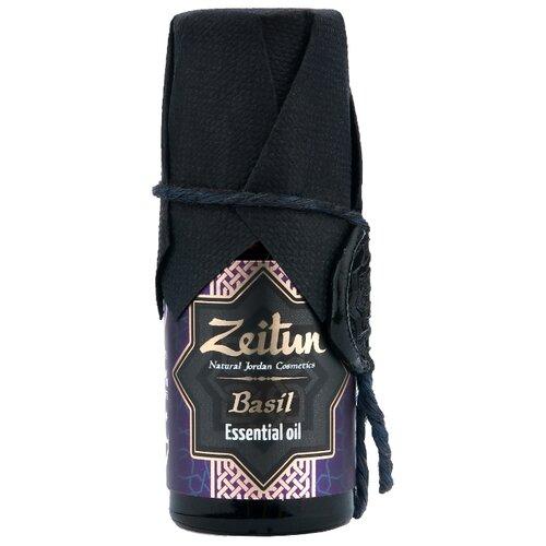 Zeitun эфирное масло Базилик 10 млЭфирные масла<br>